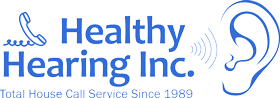 Healthy Hearing Inc. Logo